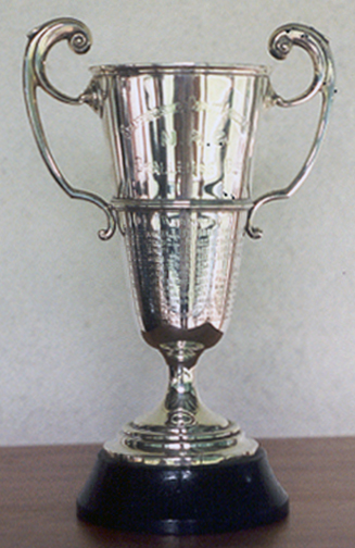 The Miniature Rifle Challenge Cup.